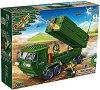 """Самоходна ракетна установка - Детски конструктор от серията """"Defence Force"""" -"""