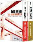 Ayn Rand Box Set The Fountainhead. Atlas Shrugged - книга