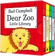 Little Library: Dear Zoo - 4 Books - Rod Campbell -