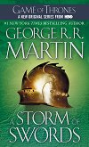 A Song of Ice and Fire - book 3: A Storm of Swords - George R.R. Martin - книга