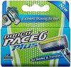 Резервни ножчета с тример - Dorco Pace 6 Plus - Опаковка от 4 броя -