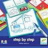 """Нарисувай сам картинки - Arthur - Творчески комплект от серията """"Step By Step"""" -"""