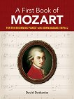 A First Book of Mozart for the Beginning Pianist + Downloadable MP3s - David Dutkanicz -