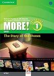 MORE! - Ниво 1 (A1): The Story of the Stones - DVD Учебна система по английски език - Second Edition -