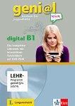 geni@l klick - ниво 3 (B1): DVD-ROM по немски език с интерактивна версия на учебника -