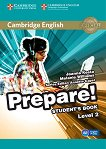 Prepare! - ниво 2 (A2): Учебник по английски език : First Edition - Joanna Kosta, Melanie Williams, Annette Capel -