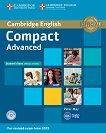 Compact - Advanced (C1): Учебник + CD : Учебен курс по английски език - Peter May -