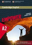 Empower - Elementary (A2): Учебник по английски език - Adrian Doff, Craig Thaine, Herbert Puchta, Jeff Stranks, Peter Lewis-Jones - книга