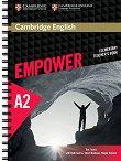Empower - Elementary (A2): Книга за учителя по английски език - Tim Foster, Ruth Gairns, Stuart Redman, Wayne Rimmer - продукт