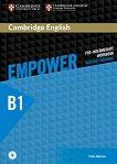 Empower - Pre-Intermediate (B1): Учебна тетрадка по английски език - Peter Anderson -