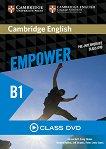 Empower - Pre-Intermediate (B1): Class DVD с видеоматериали по английски език - Adrian Doff, Craig Thaine, Herbert Puchta, Jeff Stranks, Peter Lewis-Jones -