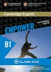 Empower - Pre-Intermediate (B1): Class DVD : Учебна система по английски език - Adrian Doff, Craig Thaine, Herbert Puchta, Jeff Stranks, Peter Lewis-Jones -