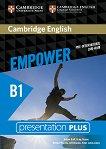 Empower - Pre-Intermediate (B1): Presentation Plus DVD-ROM с материали за учителя по английски език - учебник