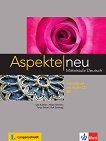 Aspekte Neu - ниво B2: Учебна тетрадка по немски език + CD - продукт