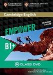 Empower - Intermediate (B1+): Class DVD с видеоматериали по английски език - Adrian Doff, Craig Thaine, Herbert Puchta, Jeff Stranks, Peter Lewis-Jones -