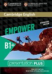 Empower - Intermediate (B1+): Presentation Plus - DVD-ROM с материали за учителя по английски език - Adrian Doff, Craig Thaine, Herbert Puchta, Jeff Stranks, Peter Lewis-Jones -