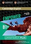 Empower - Intermediate (B1+): Presentation Plus - DVD : Учебна система по английски език - Adrian Doff, Craig Thaine, Herbert Puchta, Jeff Stranks, Peter Lewis-Jones -