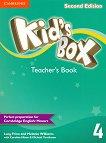 Kid's Box - Ниво 4: Книга за учителя Учебна система по английски език - Second Edition -