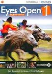 Eyes Open - ниво 1 (A1): Учебник по английски език - Ben Goldstein, Ceri Jones, David McKeegan -