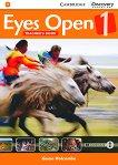 Eyes Open - ниво 1 (A1): Книга за учителя по английски език - Garan Holcombe - учебник