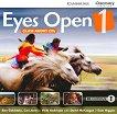 Eyes Open - ниво 1 (A1): 3 CD с аудиоматериали по английски език -