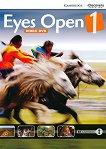 Eyes Open - Ниво 1 (A1): DVD с видеоматериали : Учебна система по английски език -