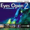 Eyes Open - Ниво 2 (A2): 3 CD с аудиоматериали : Учебна система по английски език - Ben Goldstein, Ceri Jones, Vicki Anderson, Emma Heyderman, Eoin Higgins -
