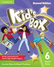 Kid's Box - Ниво 6: Учебник Учебна система по английски език - Second Edition - книга за учителя