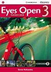 Eyes Open - Ниво 3 (B1): Книга за учителя : Учебна система по английски език - Garan Holcombe -