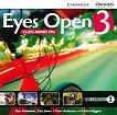 Eyes Open - ниво 3 (B1): 3 CD с аудиоматериали по английски език -