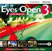 Eyes Open - Ниво 3 (B1): 3 CD с аудиоматериали : Учебна система по английски език - Ben Goldstein, Ceri Jones, Vicki Anderson, Eoin Higgins -