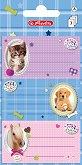 Етикети за тетрадки - Pretty Pets - тетрадка