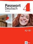 Passwort Deutsch - Ниво 4 (A2 - B1): Тетрадка-речник : Учебна система на немски език - Neu Ausgabe - Maria Hoffmann-Dartevelle -