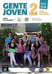 Gente Joven - ниво 2 (A1 - A2): Учебник по испански език + CD : Nueva Edicion - Encina Alonso Arija, Matilde Martinez Salles, Neus Sans Baulenas -