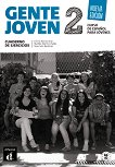 Gente Joven - ниво 2 (A1 - A2): Учебна тетрадка по испански език Nueva Edicion - книга