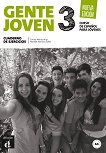 Gente Joven - Ниво 3 (A2+): Учебна тетрадка : Учебна система по испански език - Nueva Edicion - Encina Alonso Arija, Matilde Martinez Salles - учебна тетрадка