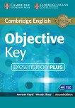 Objective - Key (A2): Presentation Plus - DVD Учебен курс по английски език - Second Edition - учебна тетрадка