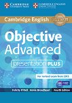Objective - Advanced (C1): Presentation Plus - DVD : Учебен курс по английски език - Fourth edition - Felicity O'Dell, Annie Broadhead -