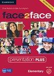 face2face - Elementary (A1 - A2): DVD Presentation Plus Учебна система по английски език - Second Edition -