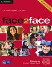 face2face - Elementary (A1 - A2): Student's Book Pack Учебна система по английски език - Second Edition - учебник