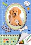 Книжка за оцветяване - Pretty Pets - книга