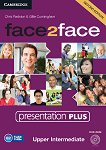 face2face - Upper Intermediate (B2): Presentation Plus Учебна система по английски език - Second Edition - учебник