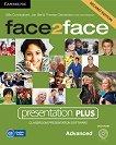 face2face - Ниво Advanced (C1): DVD Presentation Plus : Учебна система по английски език - Second Edition - Chris Redston, Gillie Cunningham, Jan Bell, Theresa Clementson - продукт