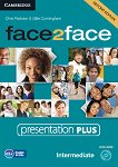 face2face - Intermediate (B1+): DVD Presentation Plus Учебна система по английски език - Second Edition - учебник