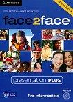 face2face - Pre-intermediate (B1): DVD Presentation Plus Учебна система по английски език - Second Edition - учебник