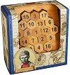 """Числата на Аристотел - Логически дървен пъзел от серията """"Great Minds"""" - игра"""