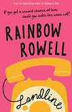 Landline - Rainbow Rowell - книга