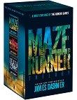 The Maze Runner - Box Set - James Dashner - книга