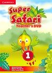 Super Safari - Ниво 1: DVD за учителя : Учебна система по английски език - Herbert Puchta, Gunter Gerngross, Peter Lewis-Jones -