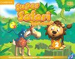 Super Safari - ниво 2: Учебник по английски език + DVD-ROM -